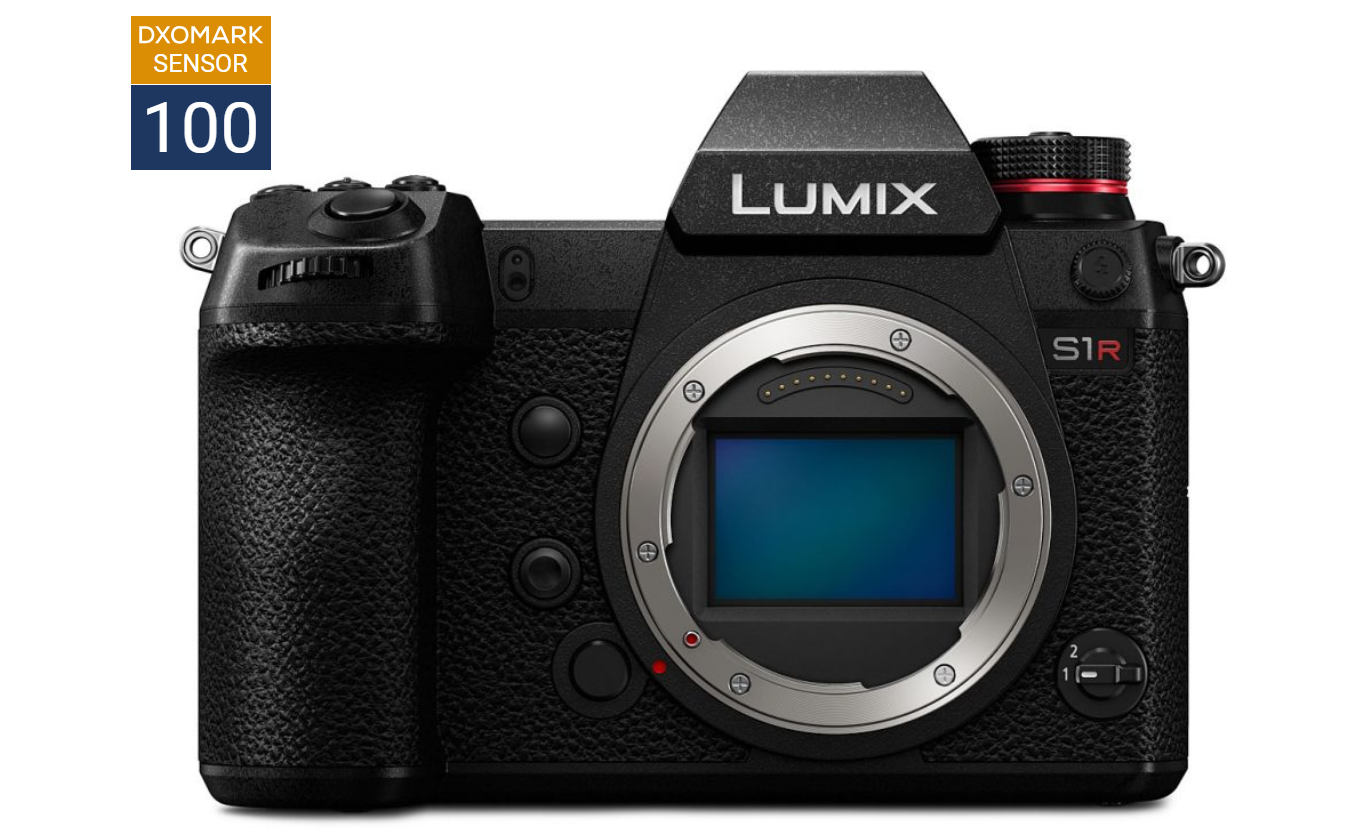 The Panasonic S1R Is the Best Ranked Full Frame Camera at DXOMark