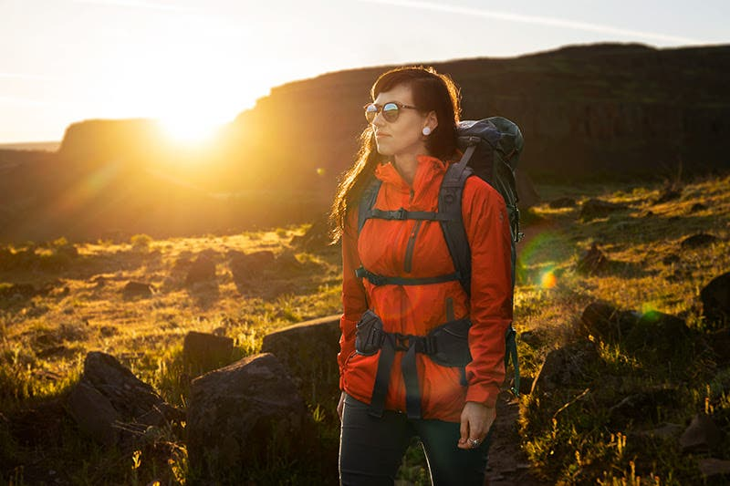 Shimoda Releases Shoulder Strap Line Especially Designed for Female Adventure Photographers