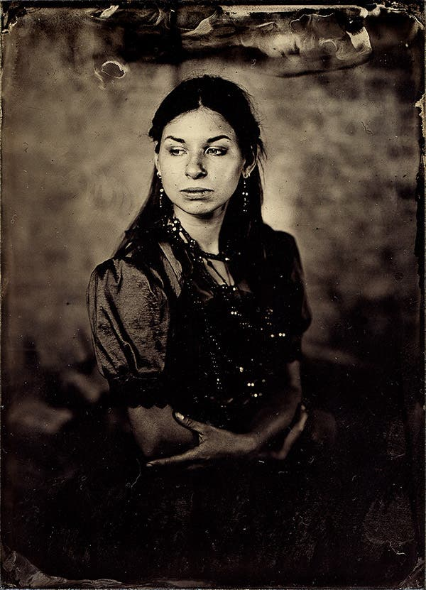 Oleksandr Malyy Channels Solid Steampunk Vibes in Wet Plate Project