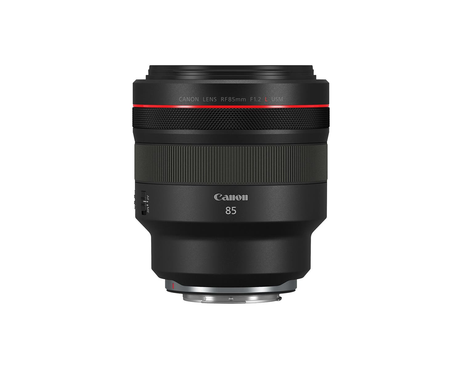 The Canon 85mm F1.2 L USM RF Is $901 More Than Sony's 85 G Master