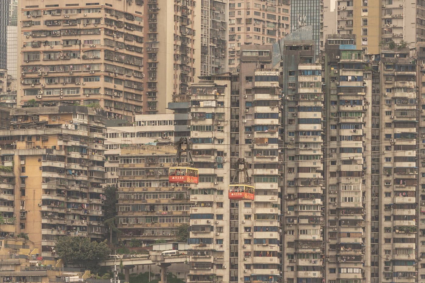 Kris Provoost Explores the Relationship Between Man and the City