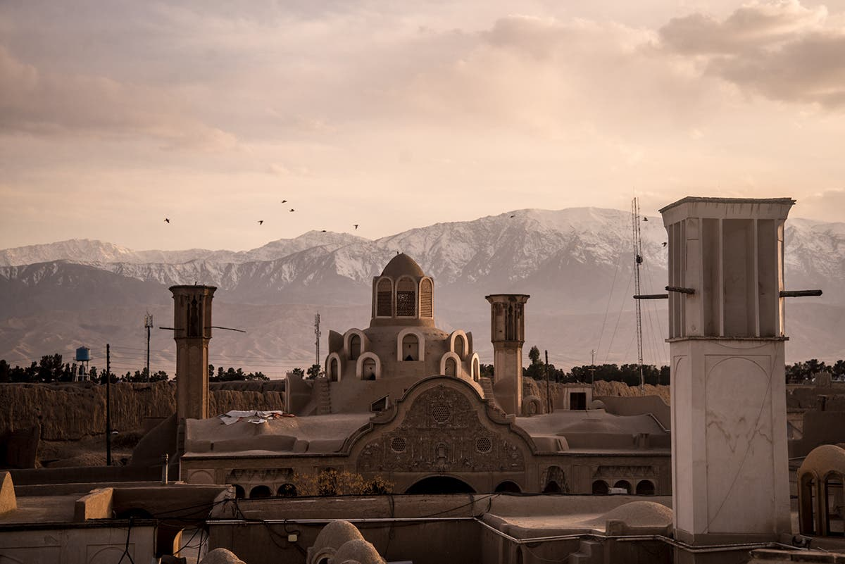 Sofia Macarena Prado's Travel Photos Attempt to Retrace Old Persia