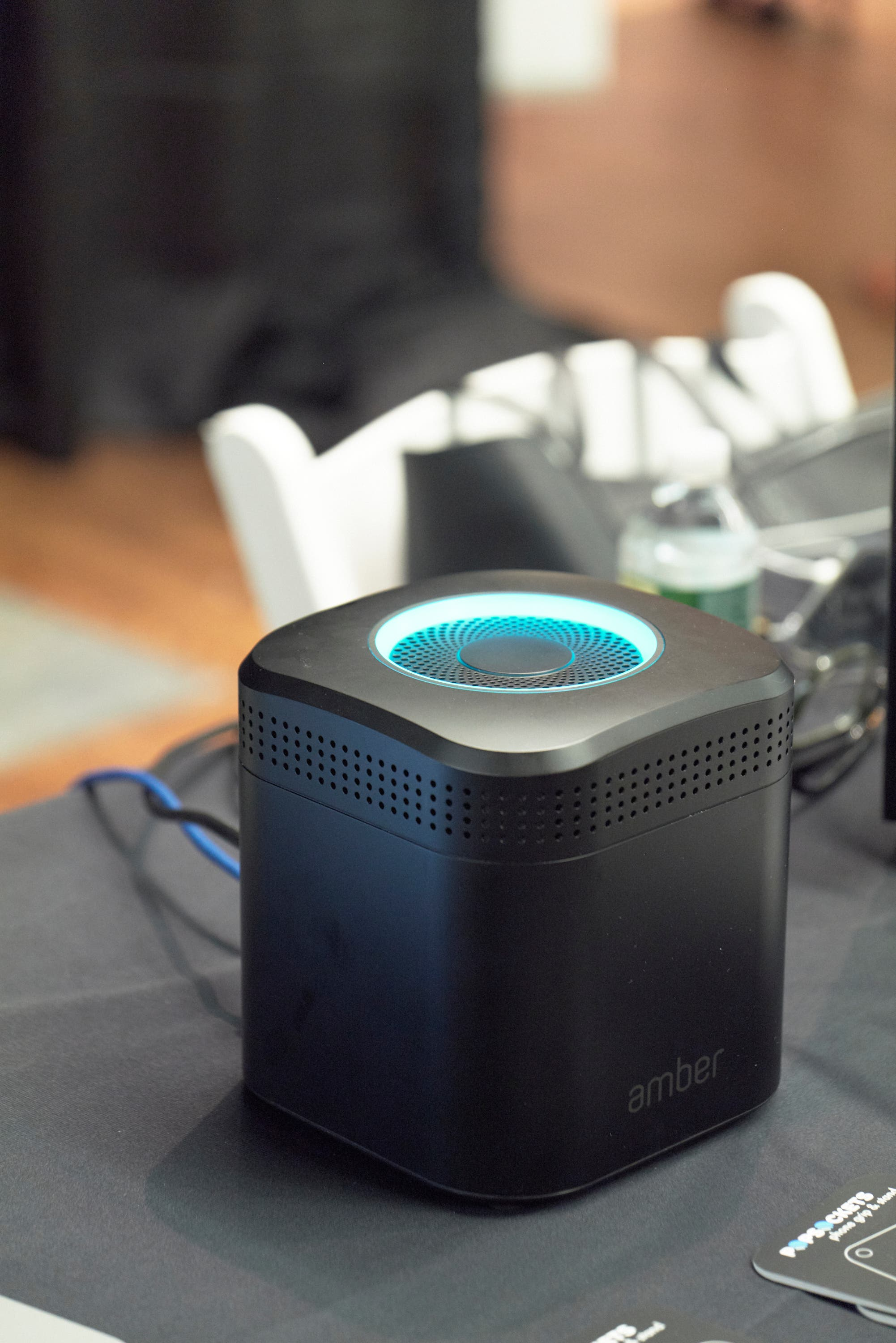 First Impressions: Amber Personal Hybrid Cloud Storage Device