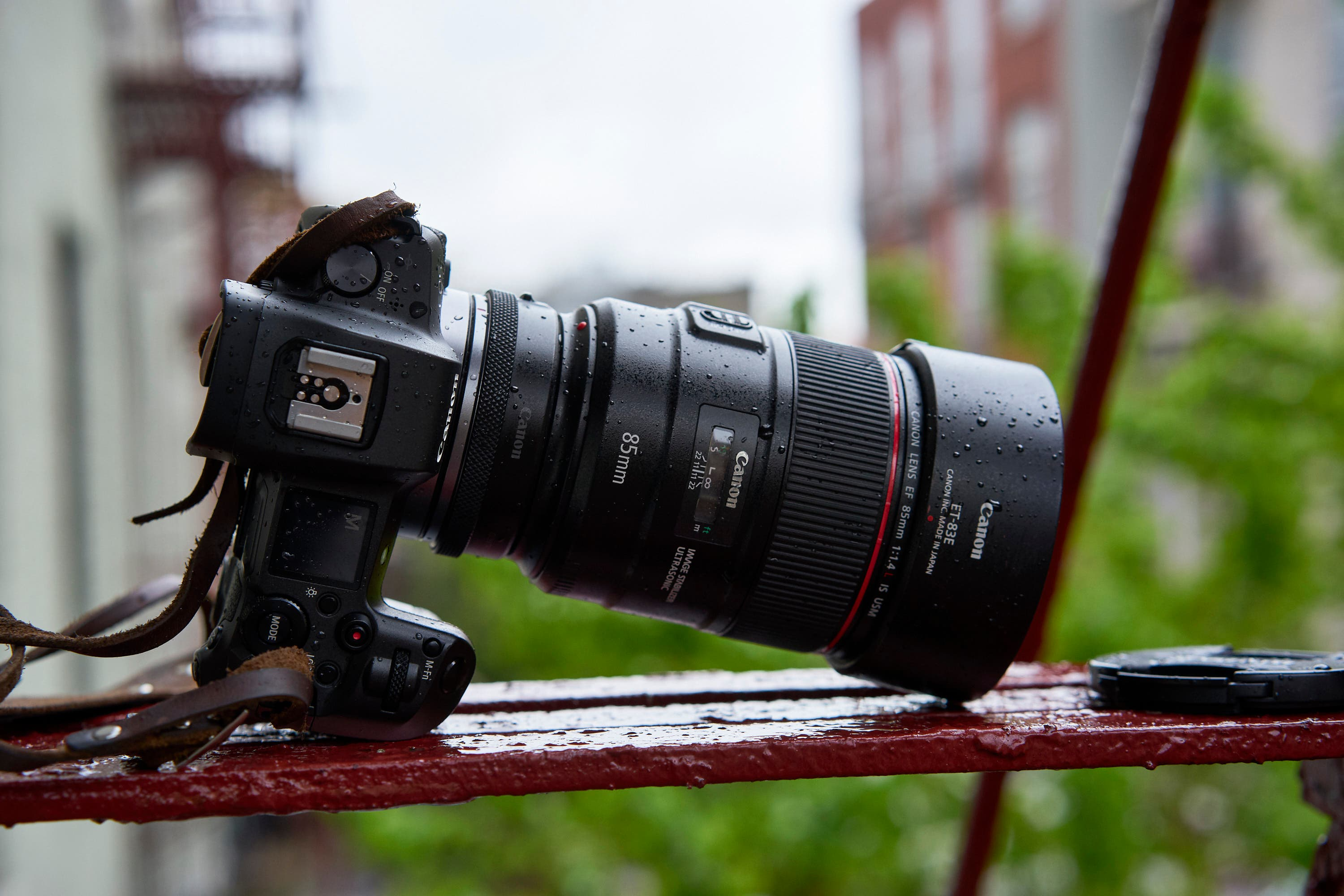 Canon's 85mm F1.4 L Has the Best Optical Quality of Any EF Mount Lens