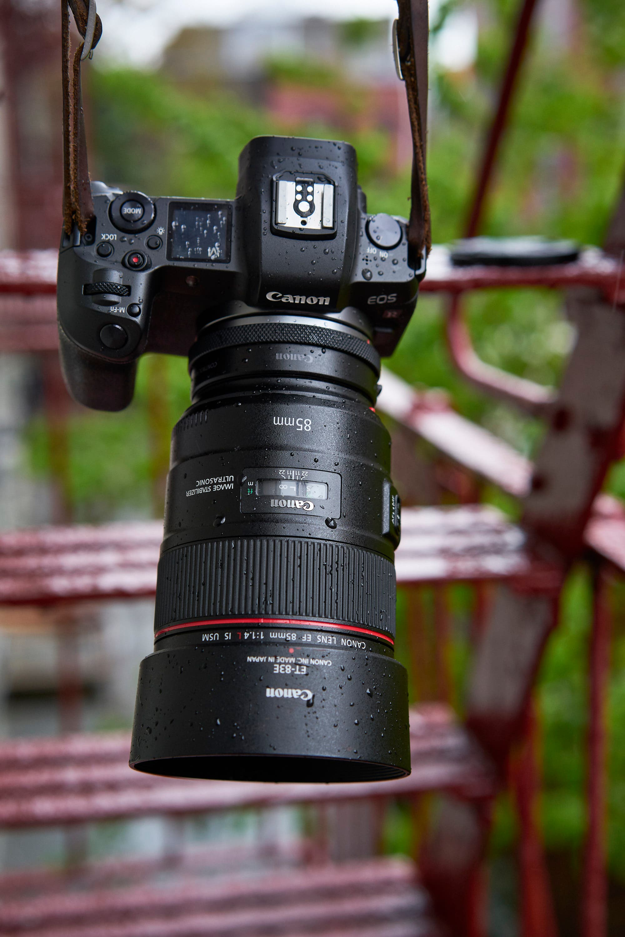 Review: Canon 85mm F1.4 L IS USM (Works Well with Eye Autofocus)