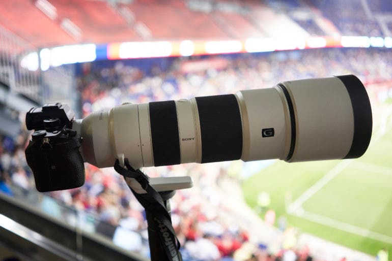 200 Ossfe First 600mm ImpressionsSony Lens 3 F5 6 G 6 lucTF15KJ3