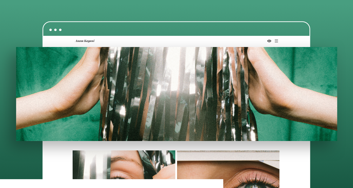 Format Websites Now Give Photographers Full-Bleed Images