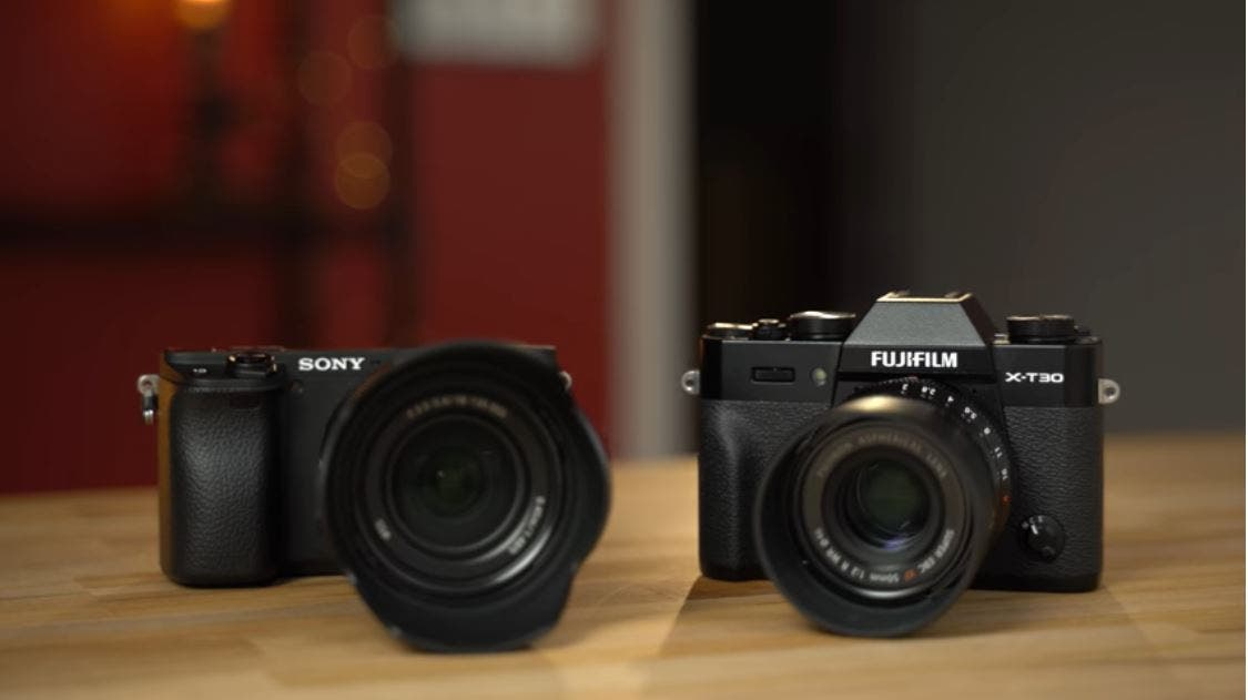 Comparing Video Color Science: Sony vs. Fujifilm Mirrorless Cameras