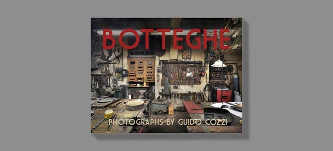"""Botteghe"" Documents the Creative Spaces of Florentine Artisans"