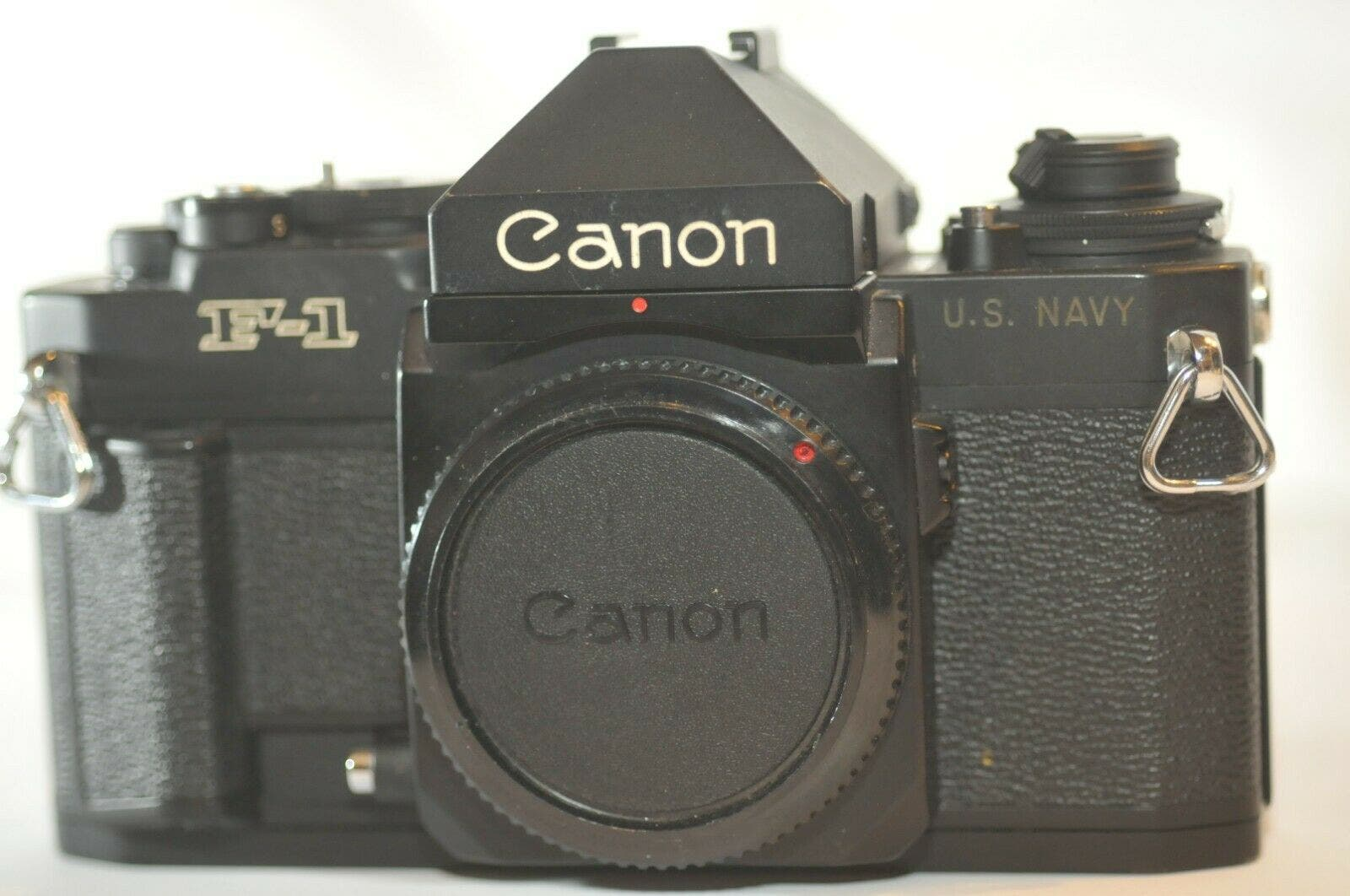 This US Navy Canon New F-1 Body Is Up for Grabs for $348