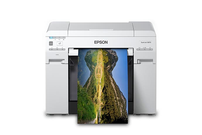 The Epson SureLab D870 Minilab Photo Printer Will Be Available This July