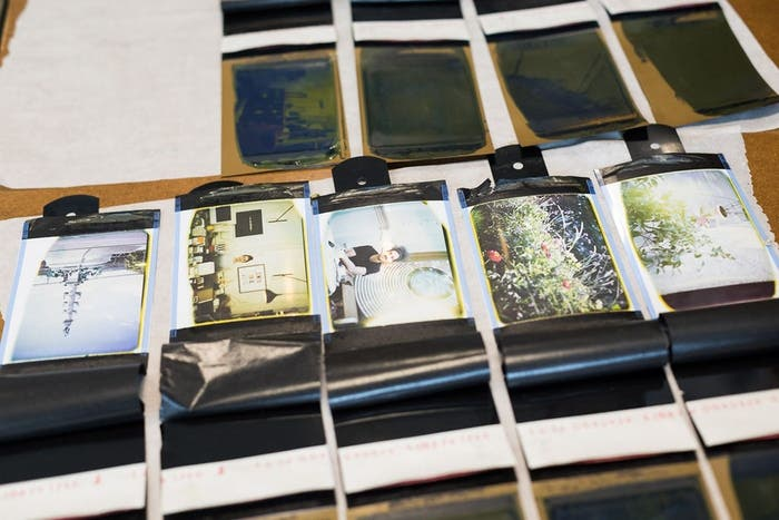 ONE INSTANT Peel Apart Film Production Starts in Early August