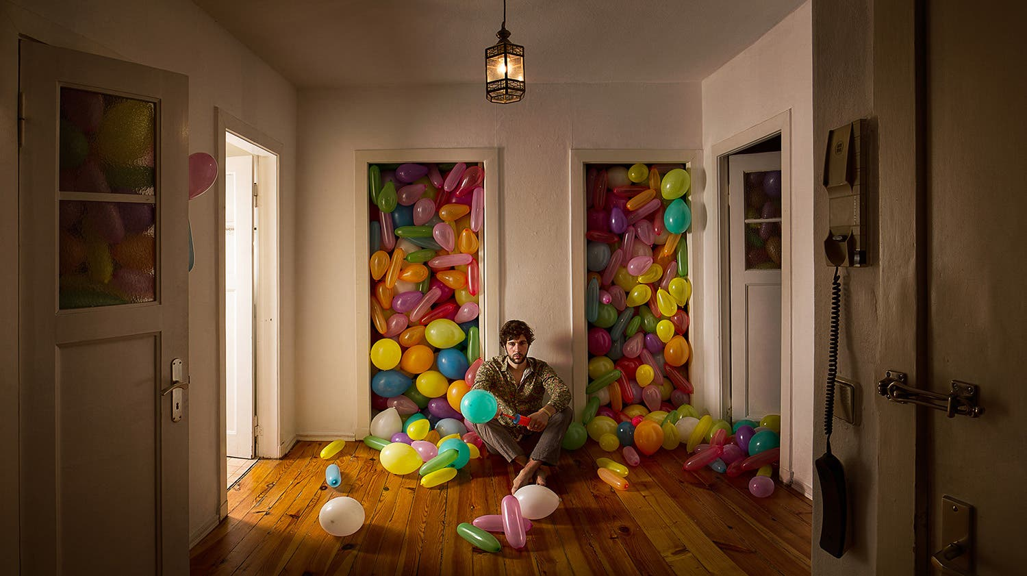 Seb Agnew Explores the Line Between Childhood and Adulthood
