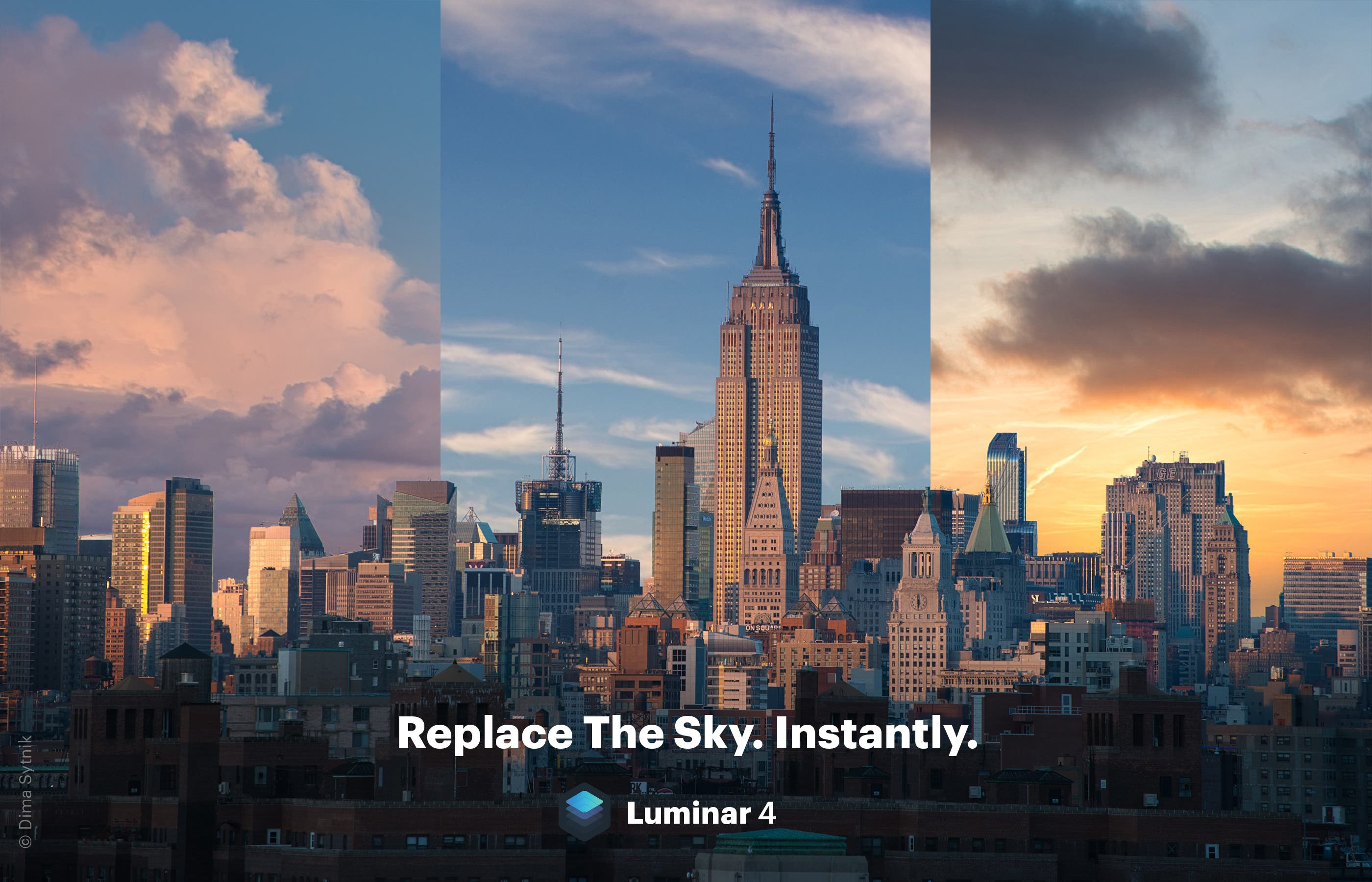 Luminar 4 to Feature the First Automatic Sky Replacement Technology