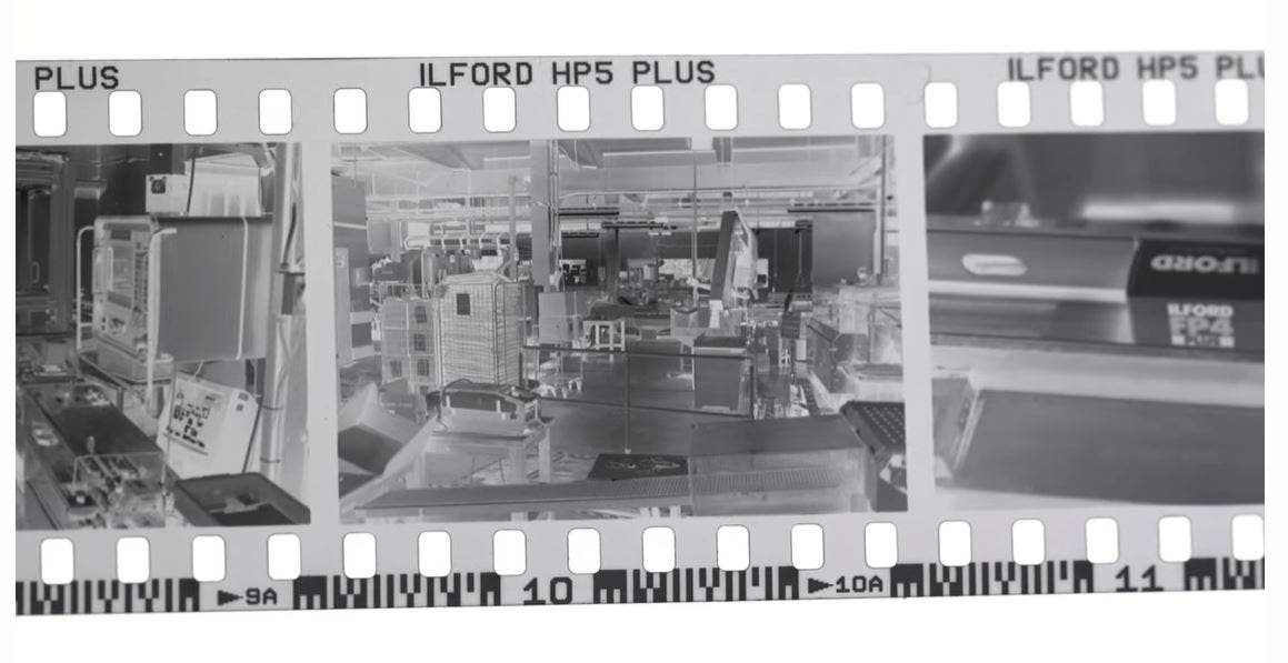 ILFORD Shares How Their Prized Black and White Films are Made