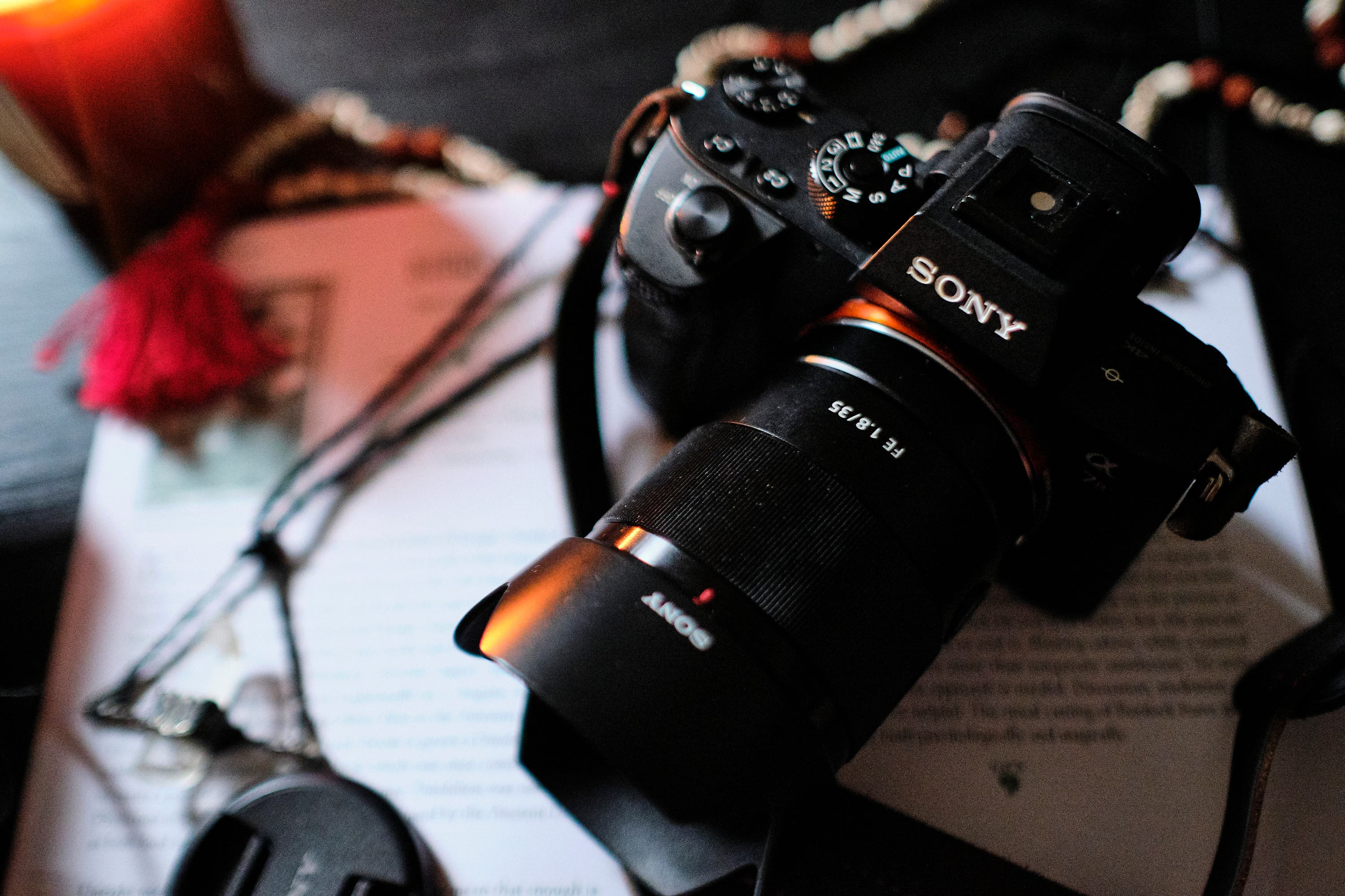 On Photowalking: Exploring the Sony E Mount and Its Options