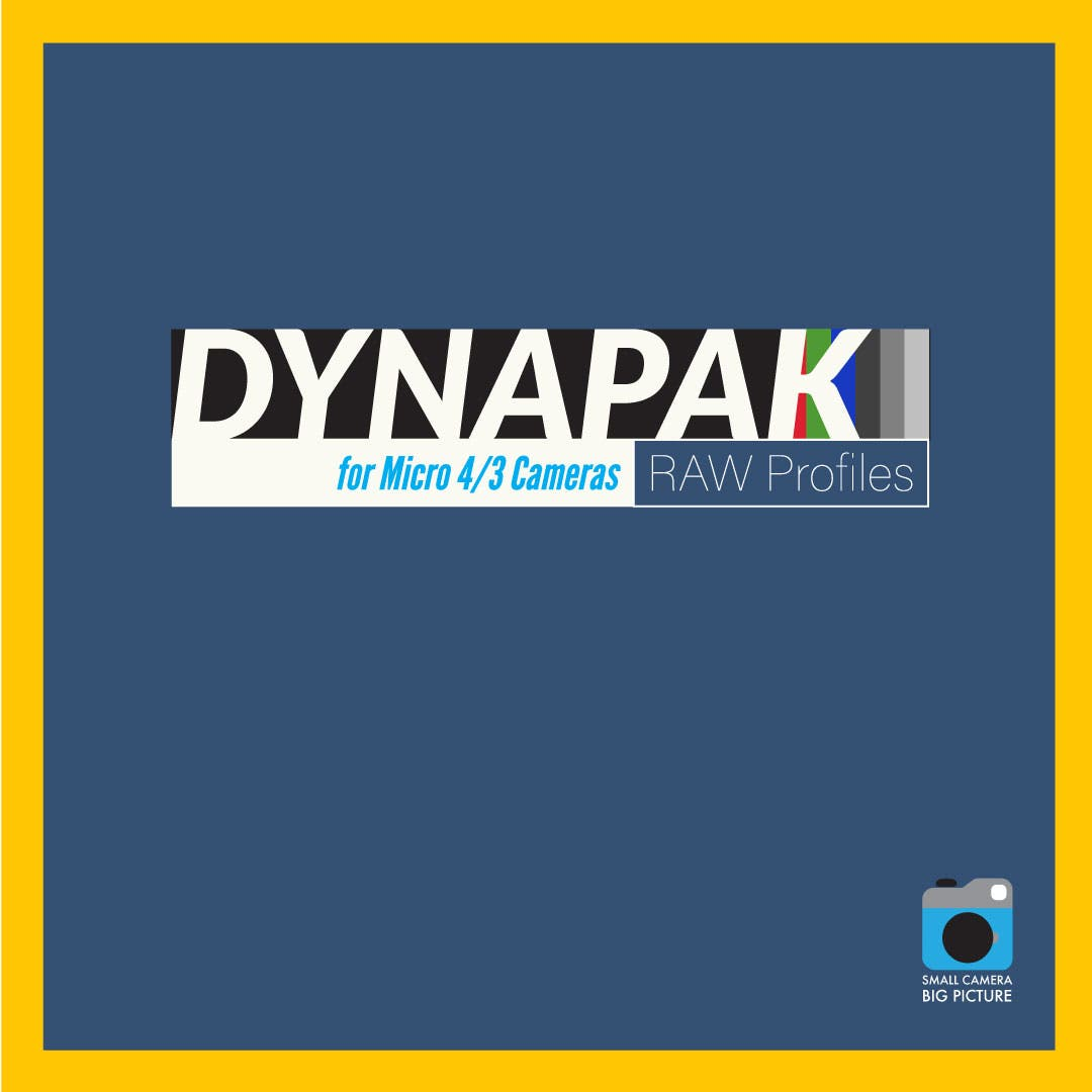 Dynapak MKI Presets and Profiles Aim to Enhance M4/3 RAW Files