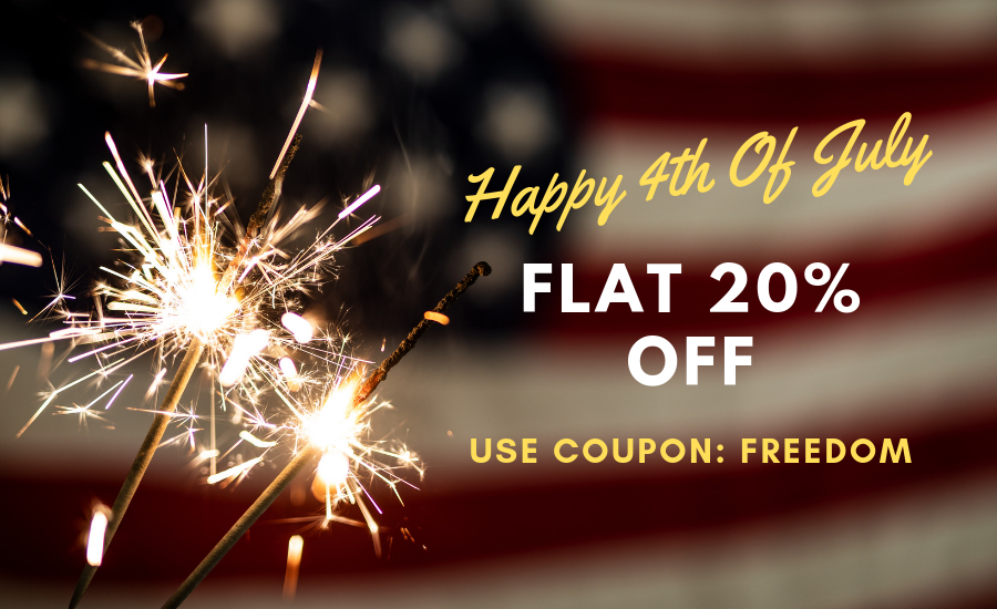 4th of July Savings: Save an Extra 20% on Presets, Actions, and Tutorials