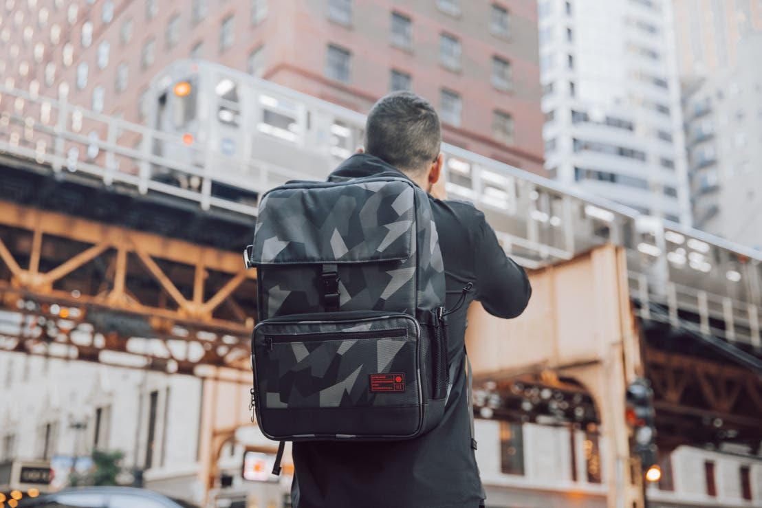 New Hex Glacier Series Has Four Stylish Camera Bags for DSLR Users