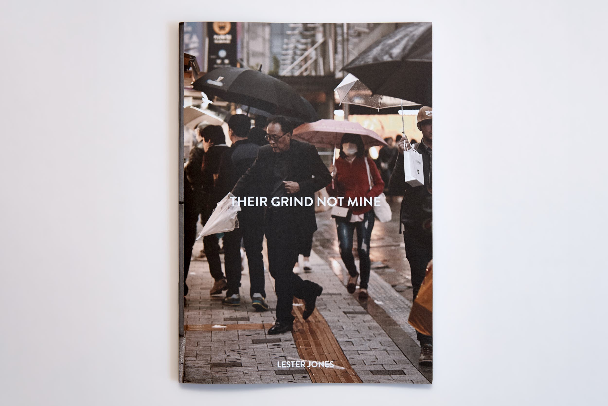 'Their Grind Not Mine' Is a Zine That Explores the Human Form