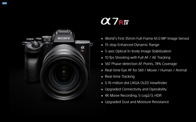 The Sony a7r IV has a 61MP Full Frame Sensor (And There's More)