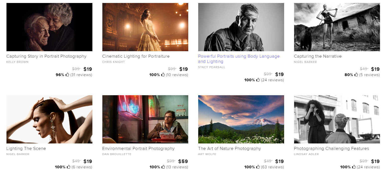 Cheap Photo: These Photography Tutorials Are $19 Each for 48 Hours!
