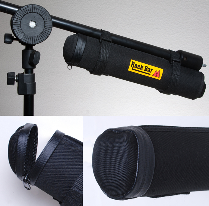 Photo Rock Bar Offers A More Convenient Way to Secure Your Tripod
