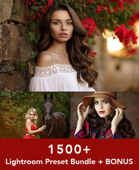 Cheap Photo: Save 98% on Over 1500 Lightroom Presets (Just $29)
