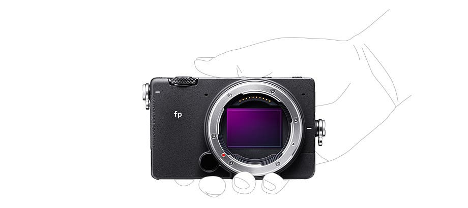 The New Sigma fp Is the World's Smallest Full Frame Mirrorless Camera