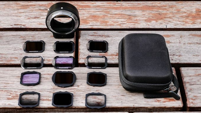 These Aurora Aperture Filters for Mount Adapters Are Quite Unique