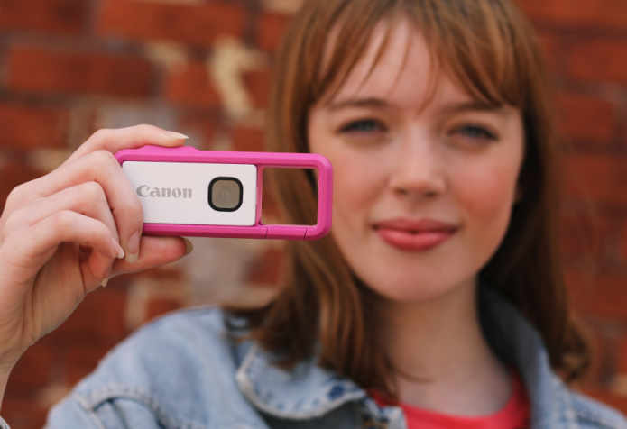 Apparently, Canon Launched a Camera on Indiegogo