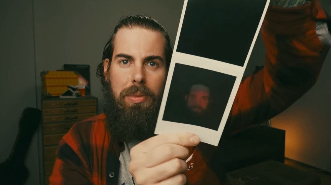 Making Transparencies From Fujifilm Instax and Polaroid Films