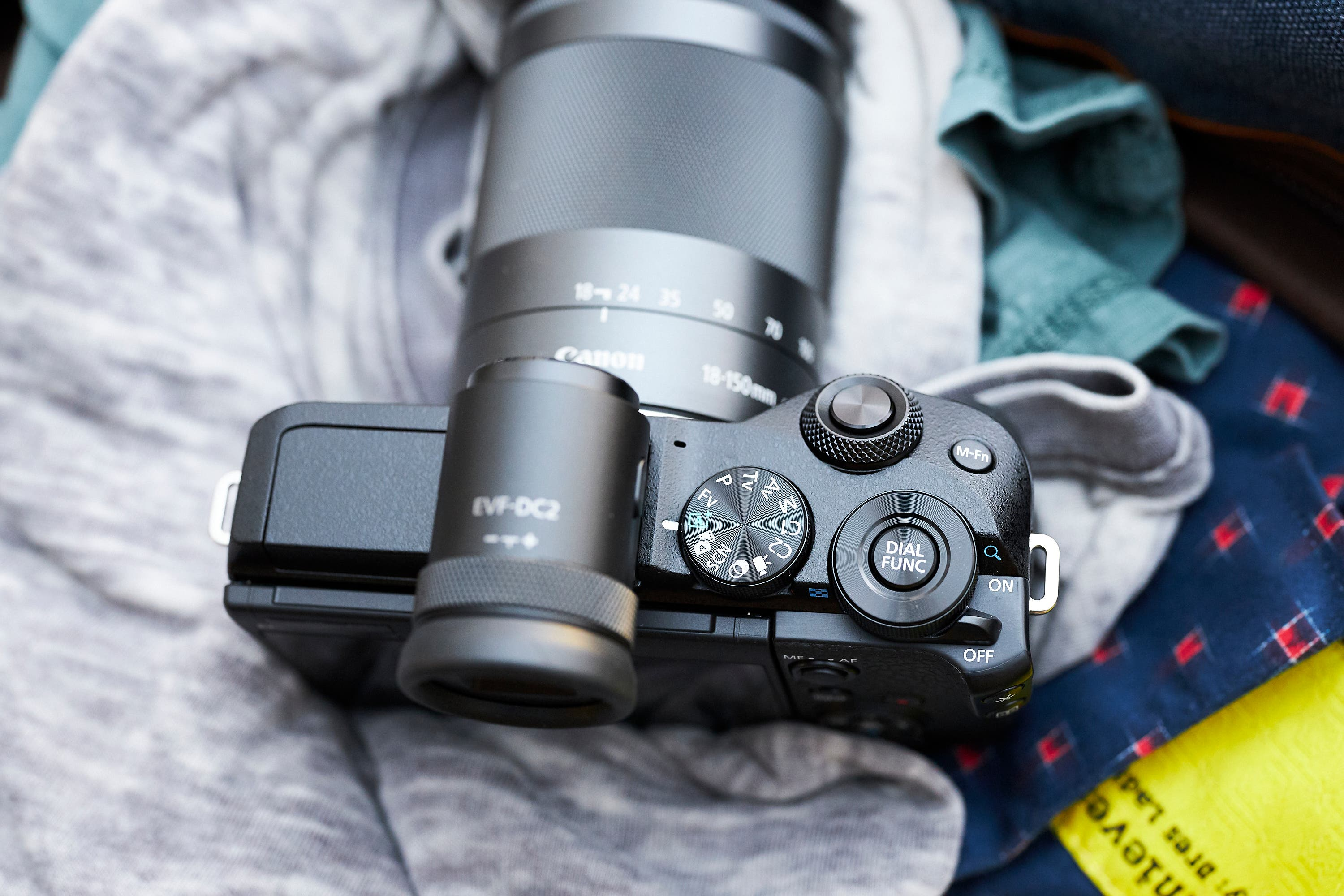 First Impressions Canon Eos M6 Mark Ii Aps C Mirrorless