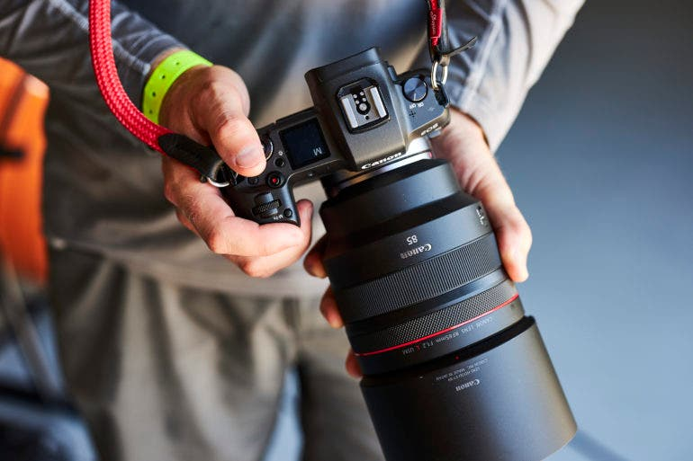 Sigma RF mount lenses will deserve better cameras than the EOS R