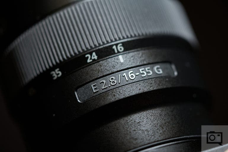 First Impressions: Sony E 16-55mm f2.8 G (Sony E Mount, APS-C)