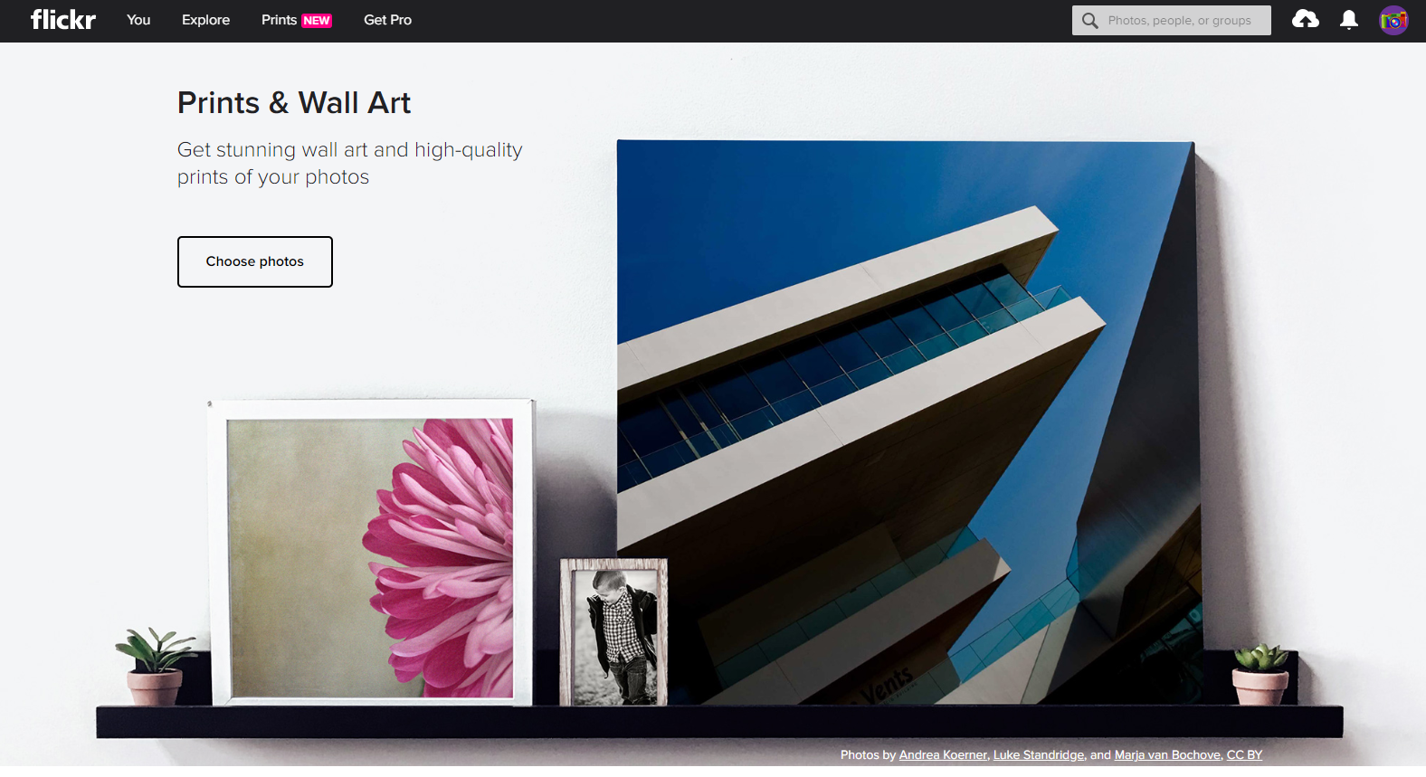 You Can Now Order Prints of Your Images Directly Through Flickr Prints
