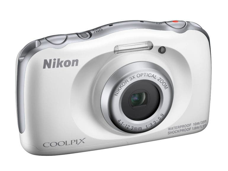 COOLPIX W150 side