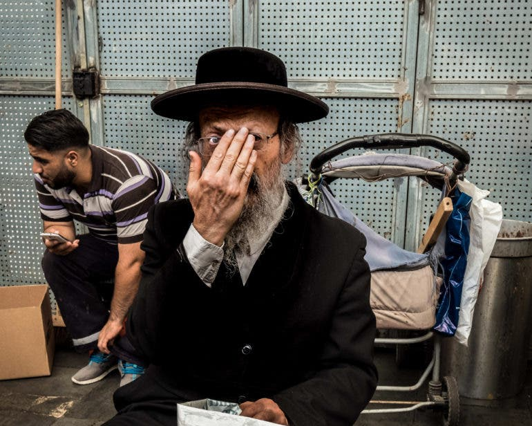 10 Photographers Documenting the Jewish Faith