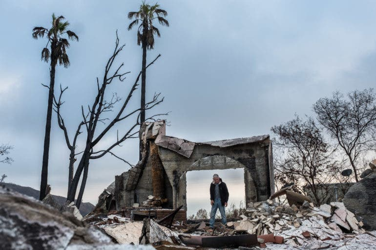 Mette Lampcov Documents How Climate Change Is Destroying California
