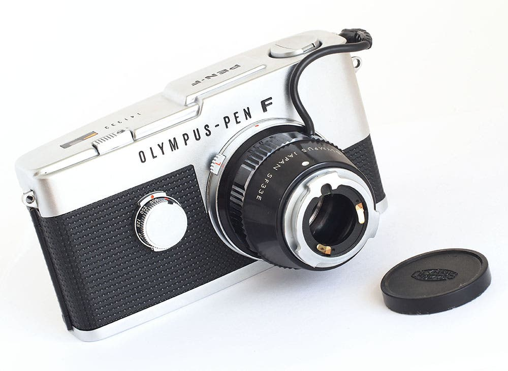 Here's Your Chance to Grab a Rare Olympus Pen F Medical