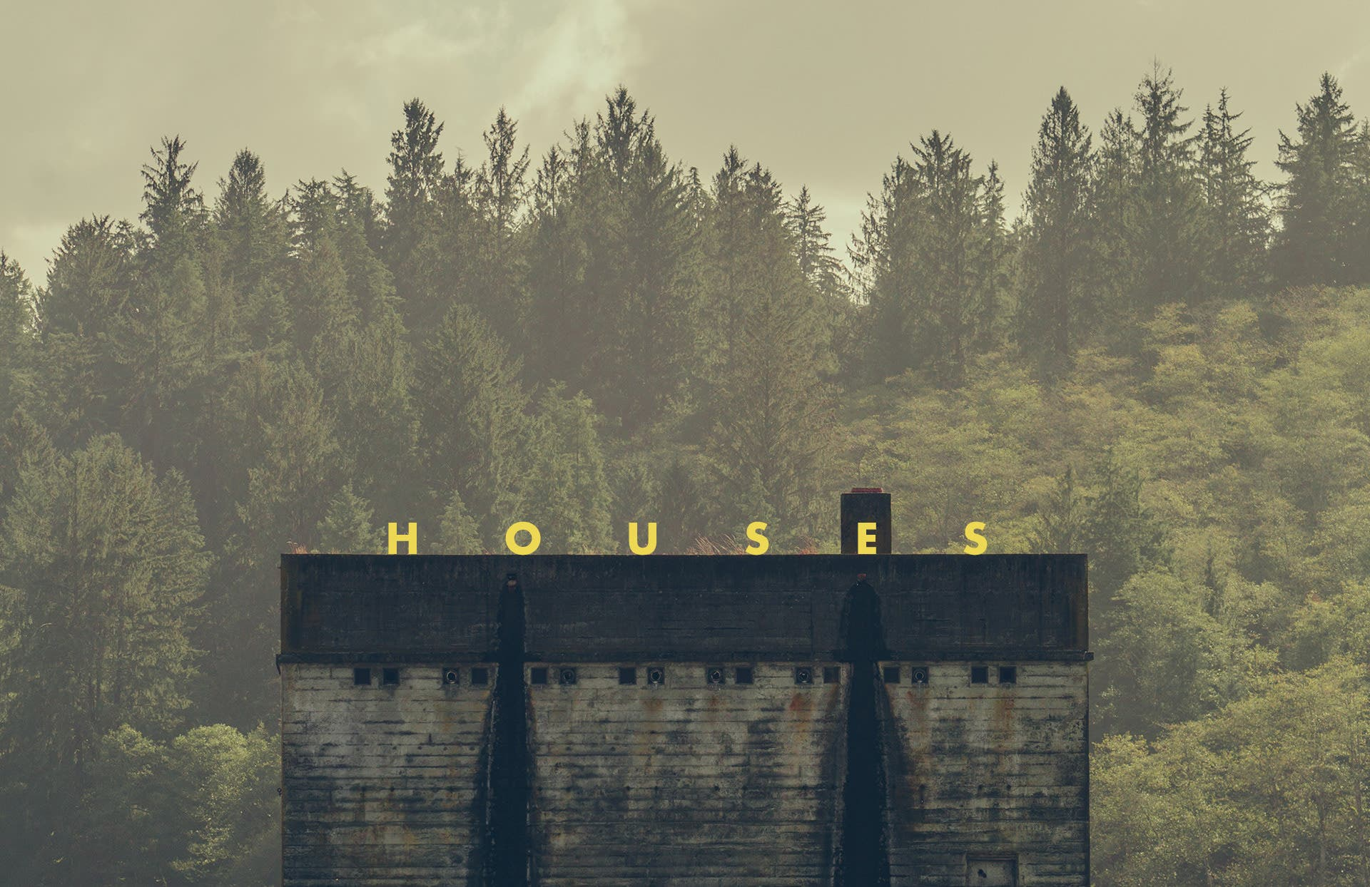 "Ben Geier Highlights Moods and Architectural Aesthetics in ""Houses"""