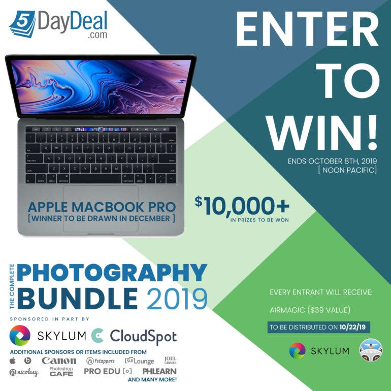 5daydeal giveaway