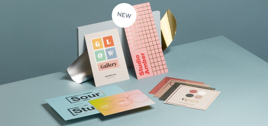 MOO Adds a Shiny, Tactile Touch to Their Postcard Prints