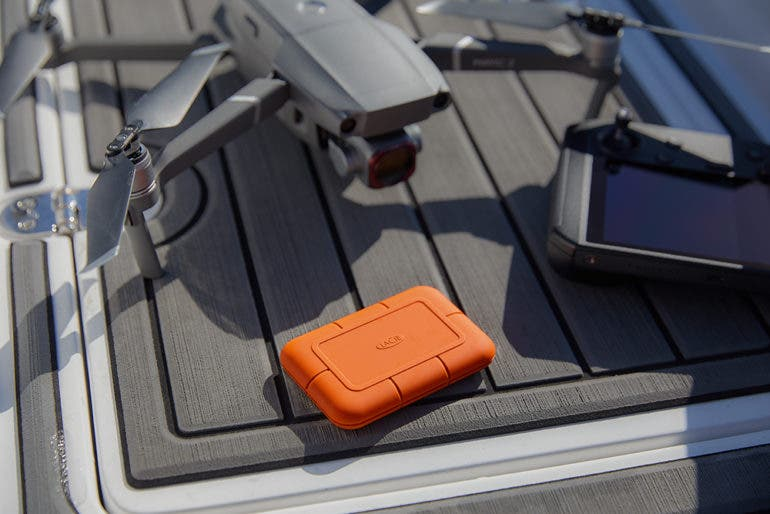 LaCie Rugged SSD's