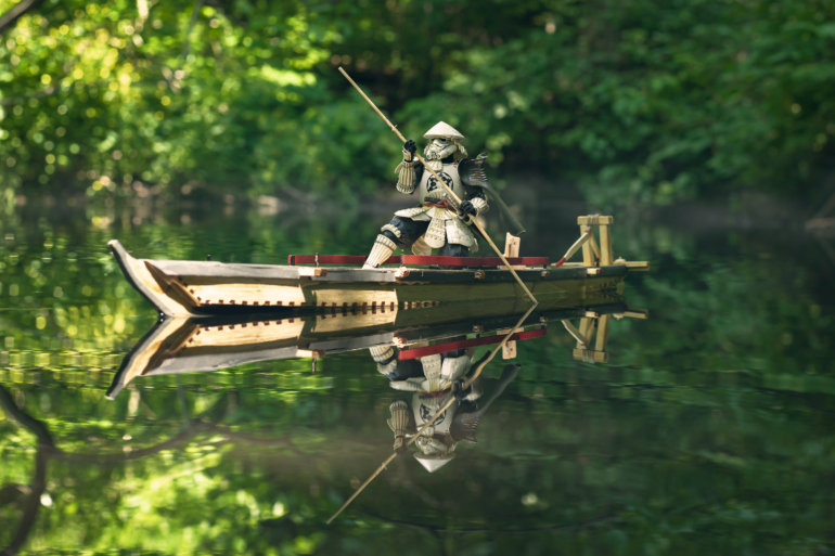 Matthew Cohen Brings Out His Inner Child in Impressive Toy Photography