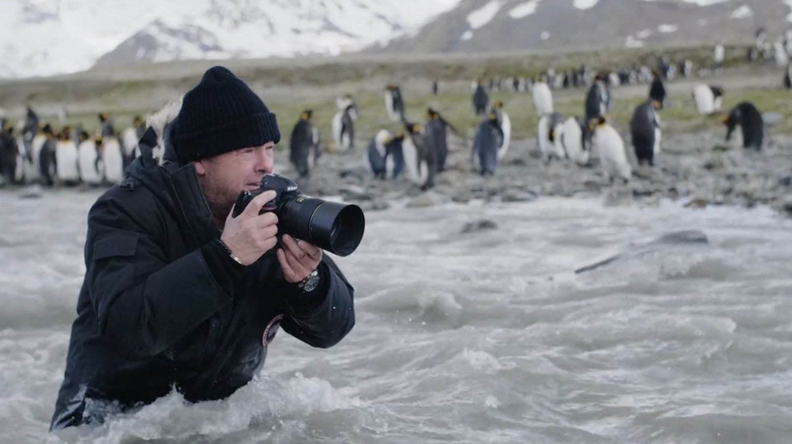Masters of Photography Masterclass with David Yarrow Out Soon