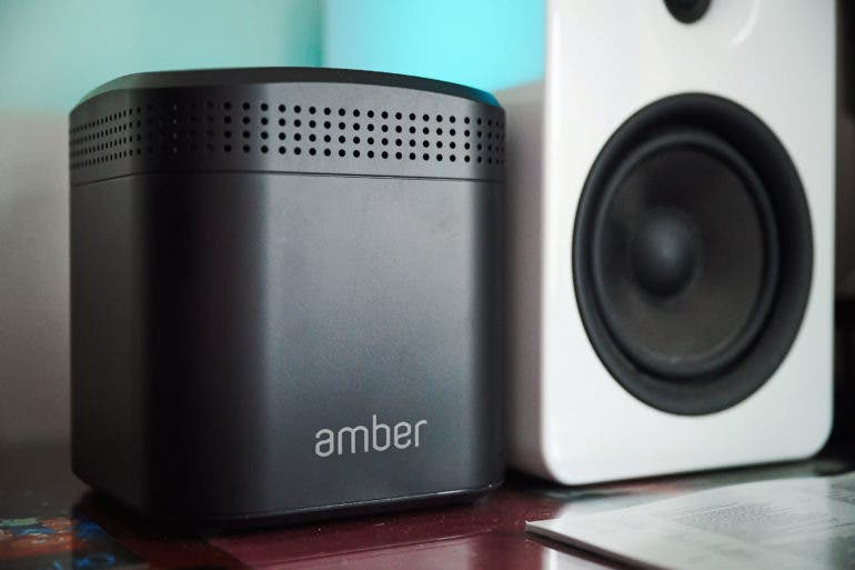 Review: Amber (A Personal Hybrid Cloud Device for Photographers)