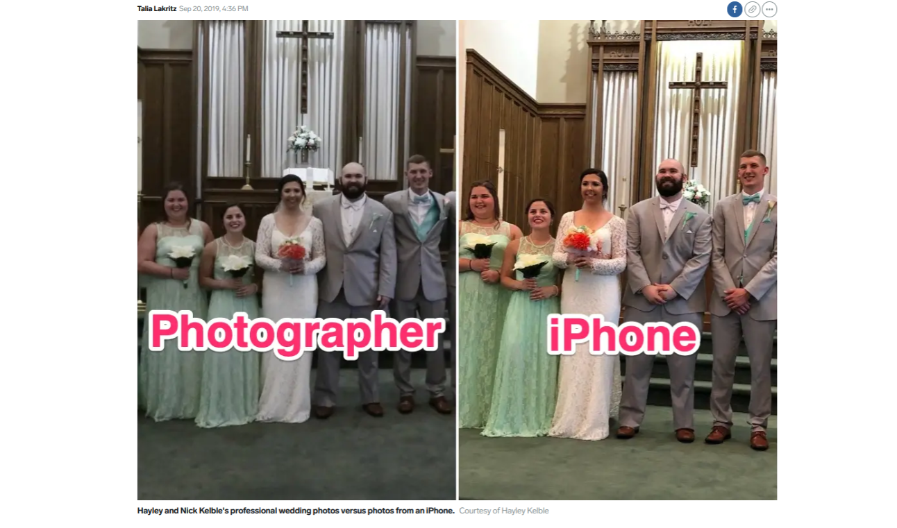 Investing in a Cheap Wedding Photographer Is the Worst Idea Ever