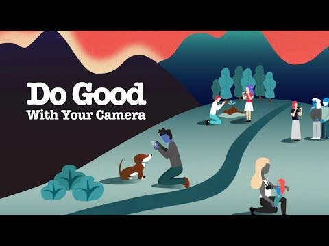 This Photo Contest Encourages You to Do Good with Your Camera
