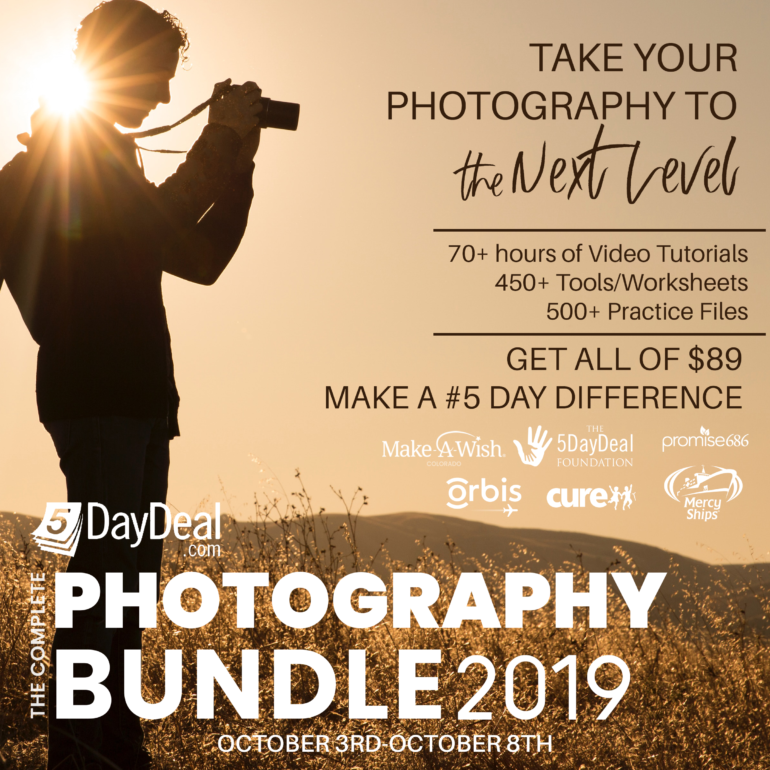 The Complete Photography Bundle 2019